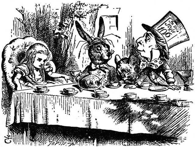 the animals of wonderland tenniel as It's not only lewis carroll's words that captured readers' imaginations john tenniel's illustrations brought the story to life and remain in our collective.