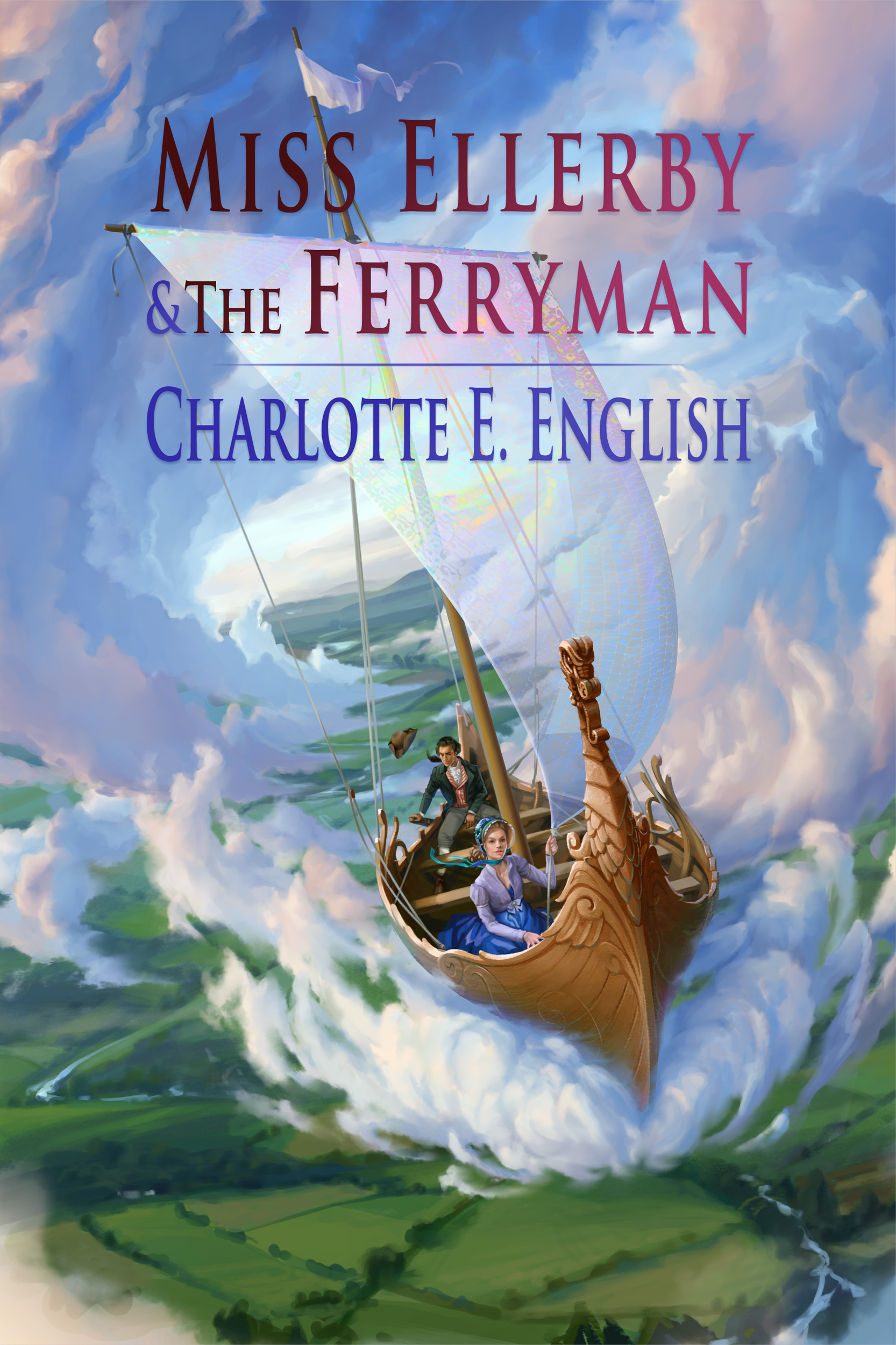 Latest Release: Miss Ellerby and the Ferryman!